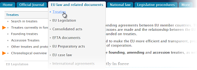 Graphic for individual links to Treaty Articles