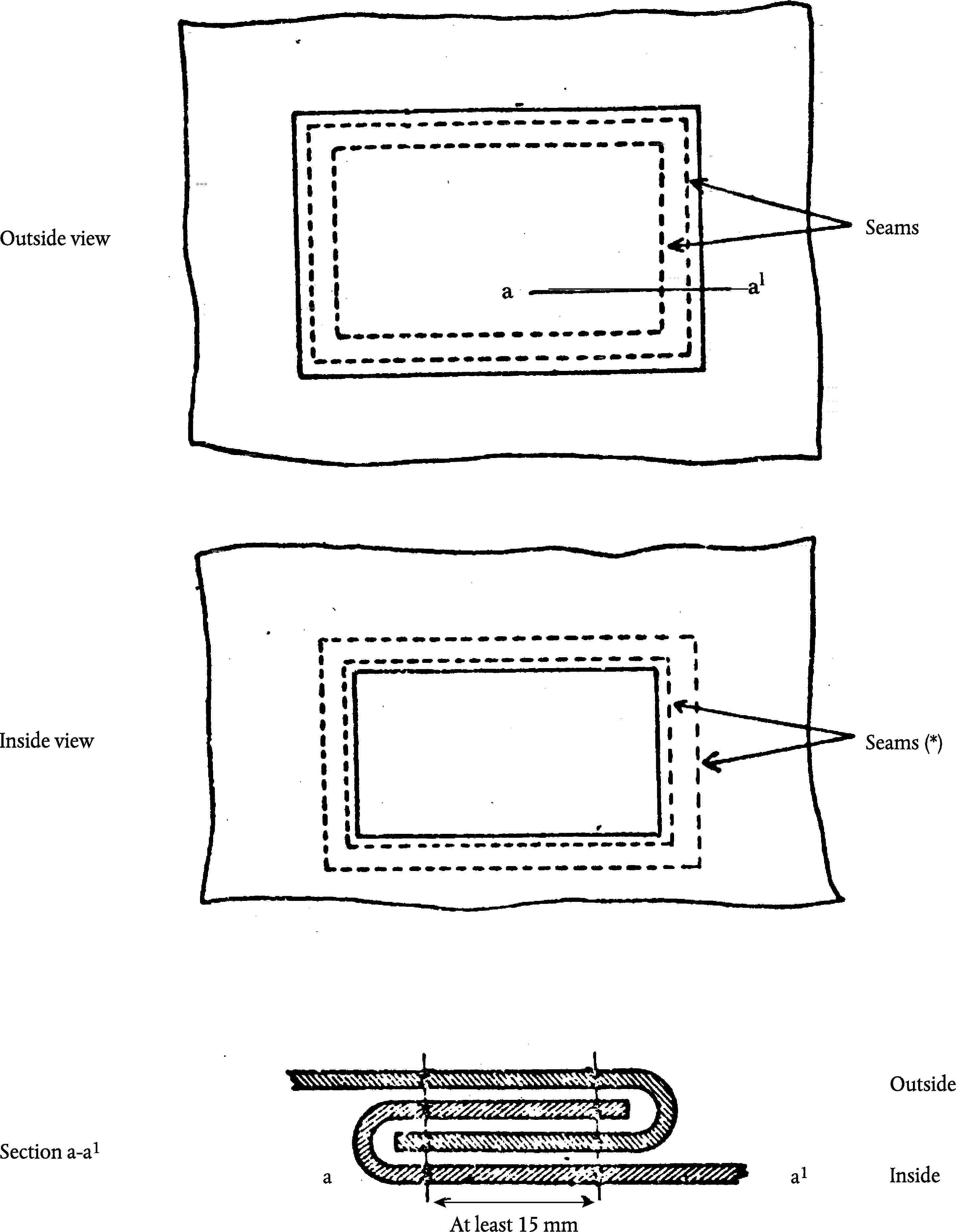 Eur Lex 01976r3237 19820101 Mt Device For Use In Folding Fitted Sheets Diagram And Image Sketch No 4
