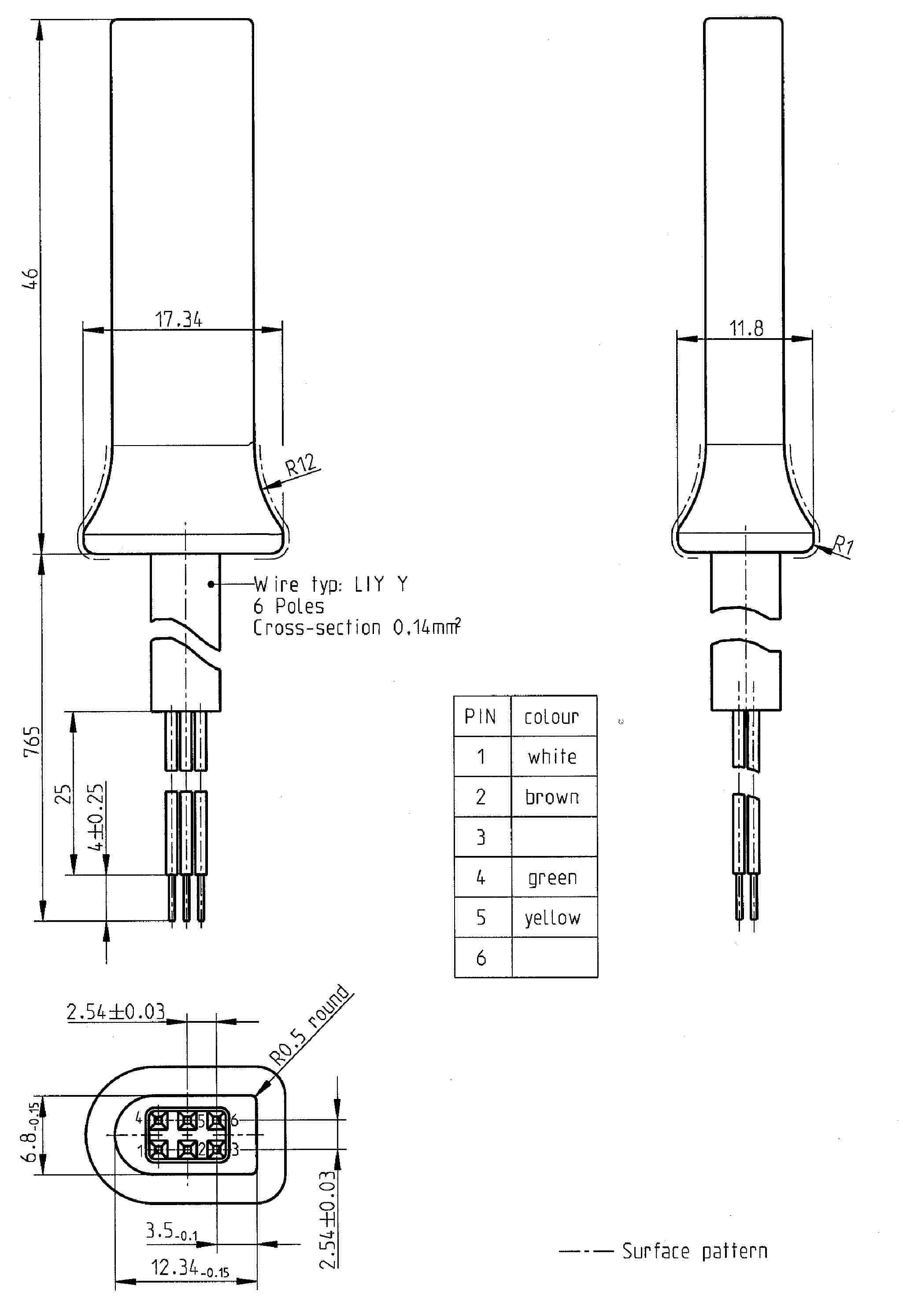 Ziemlich Drei Stift Stecker Diagramm Galerie - Elektrische ...