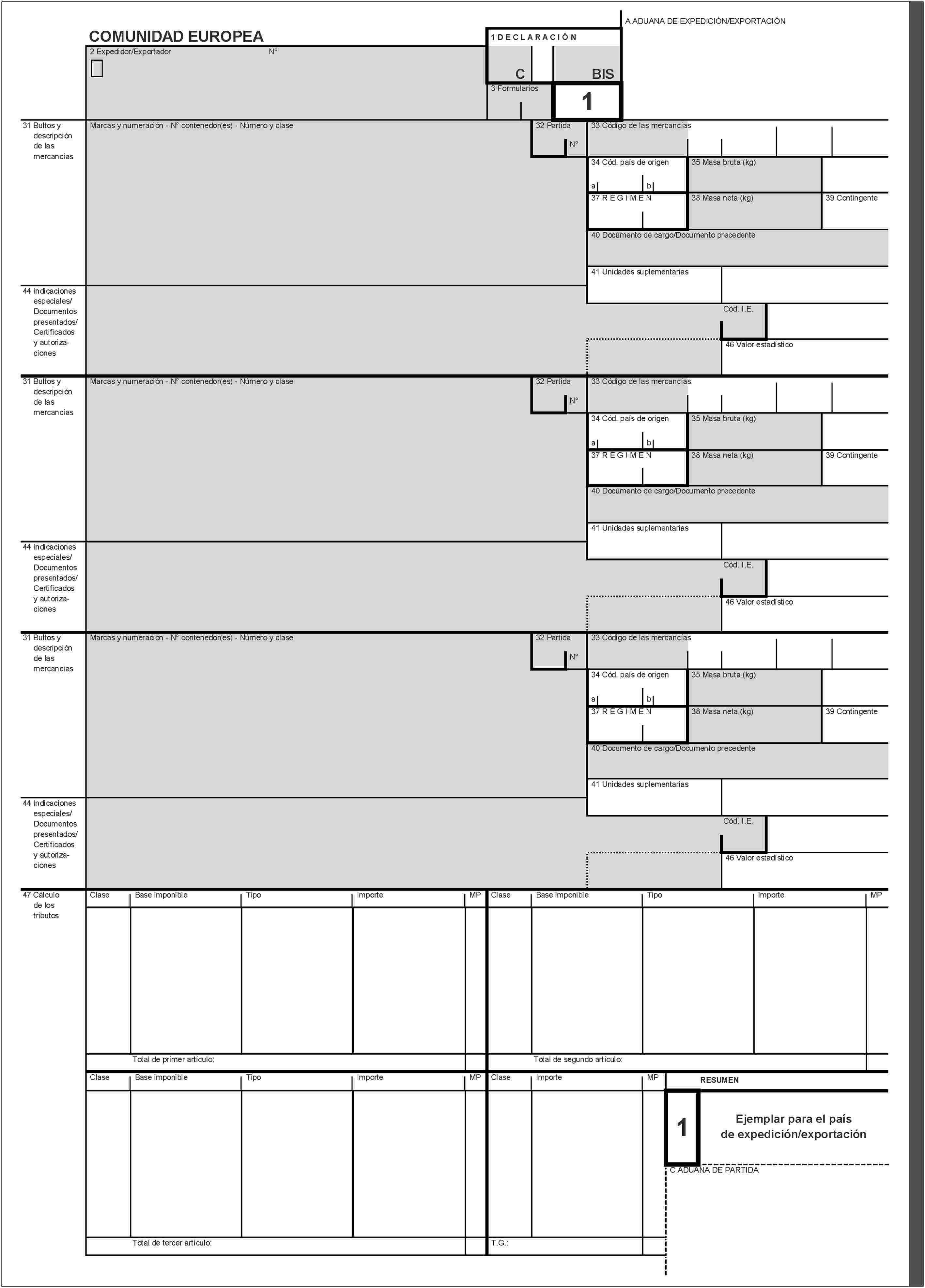 TEXTO consolidado: 31993R2454 — ES — 01.06.2006