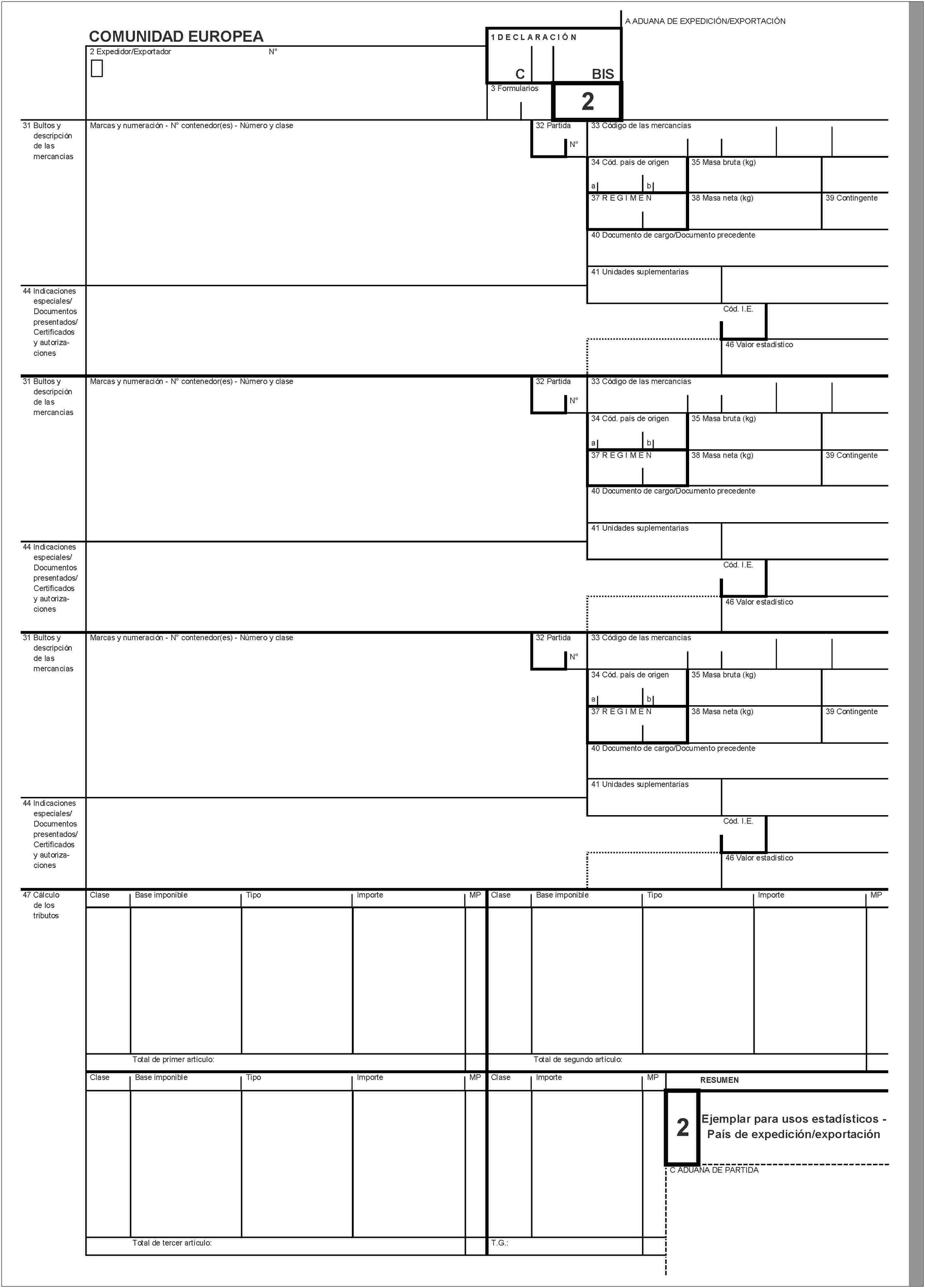 EUR-Lex - 01993R2454-20060601 - ES - EUR-Lex