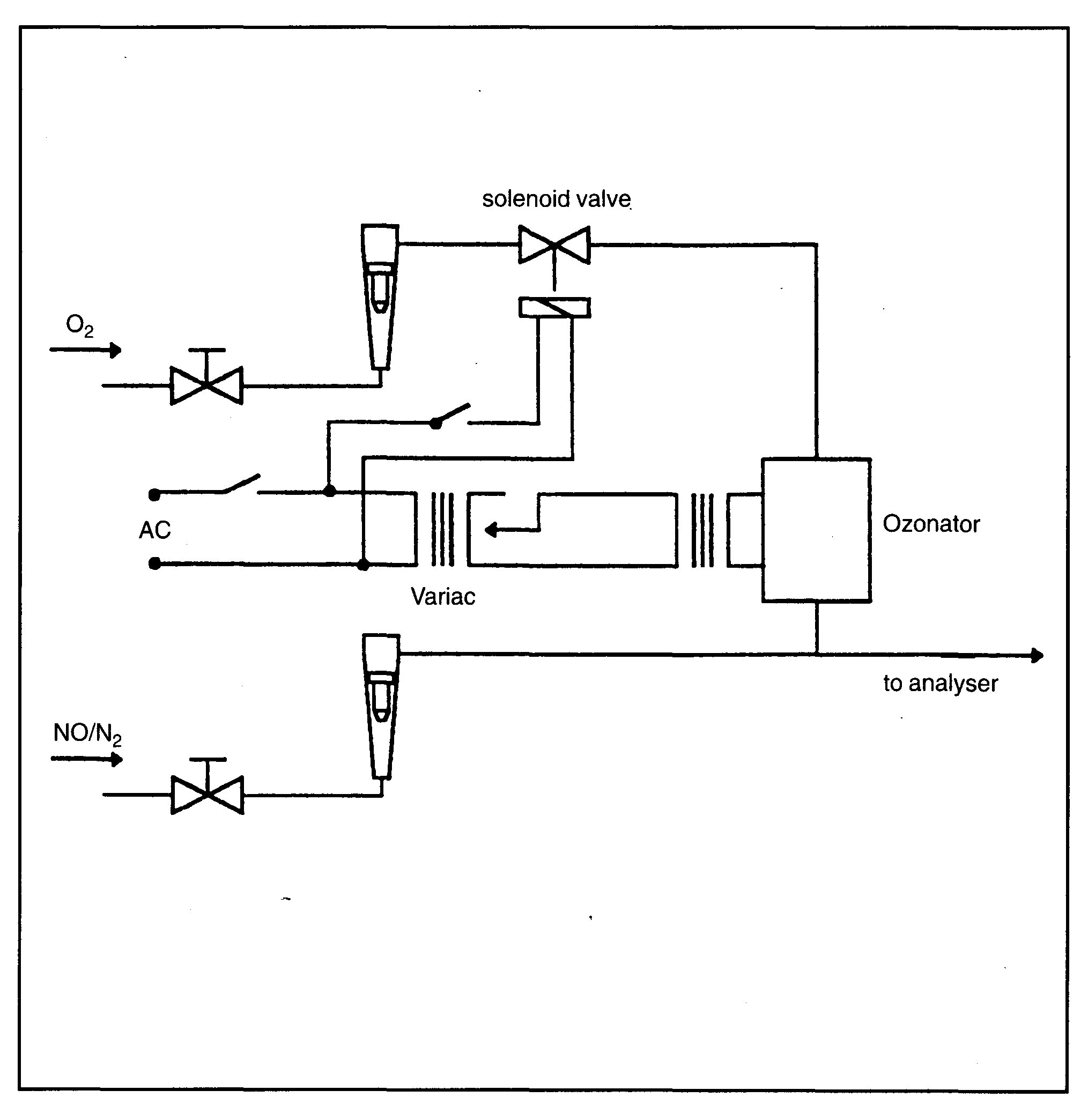 Eur Lex 01997l0068 20161006 En Control System For An On 424 International Tractor Hydraulics Diagram Figure 1 Schematic Of No2 Converter Efficiency Device