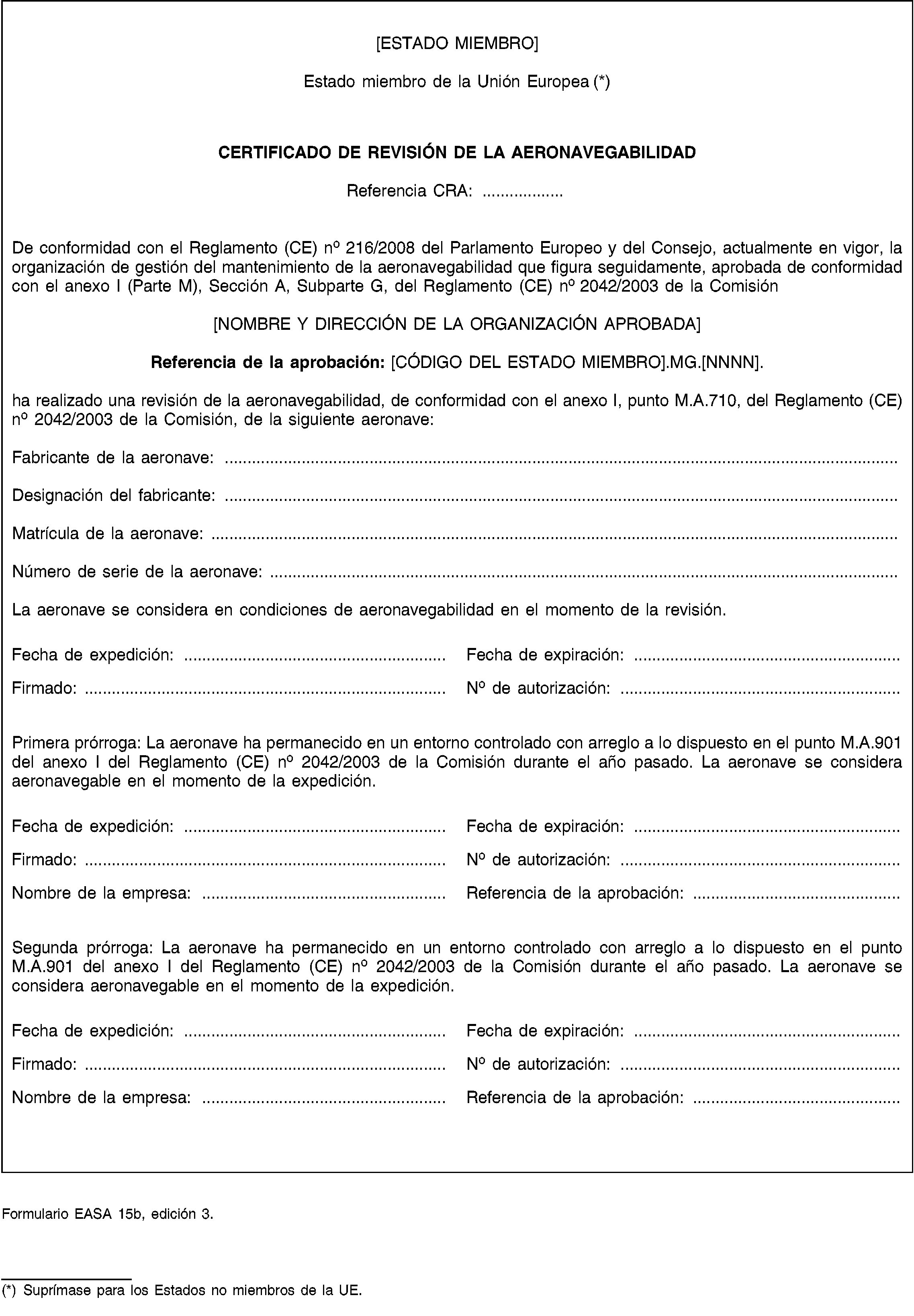 EUR-Lex - 02003R2042-20100305 - EN - EUR-Lex