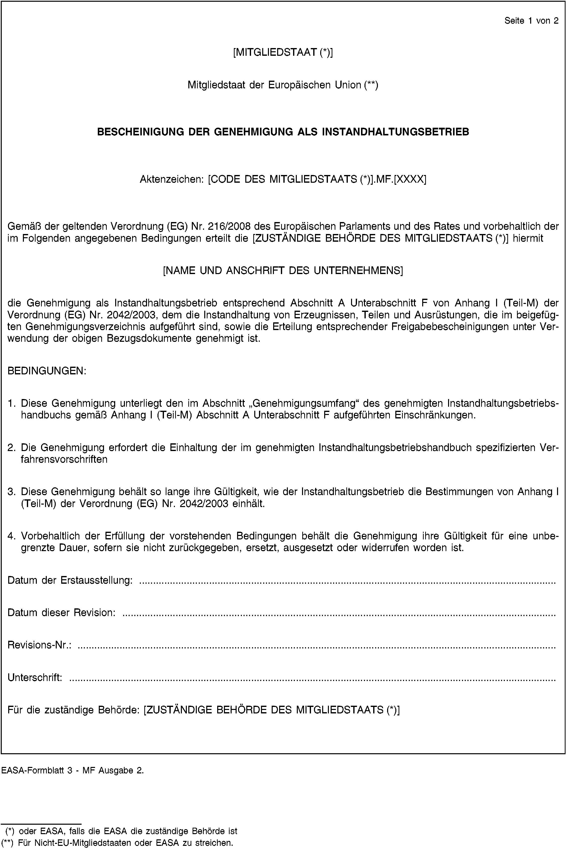 EUR-Lex - 02003R2042-20111117 - EN - EUR-Lex