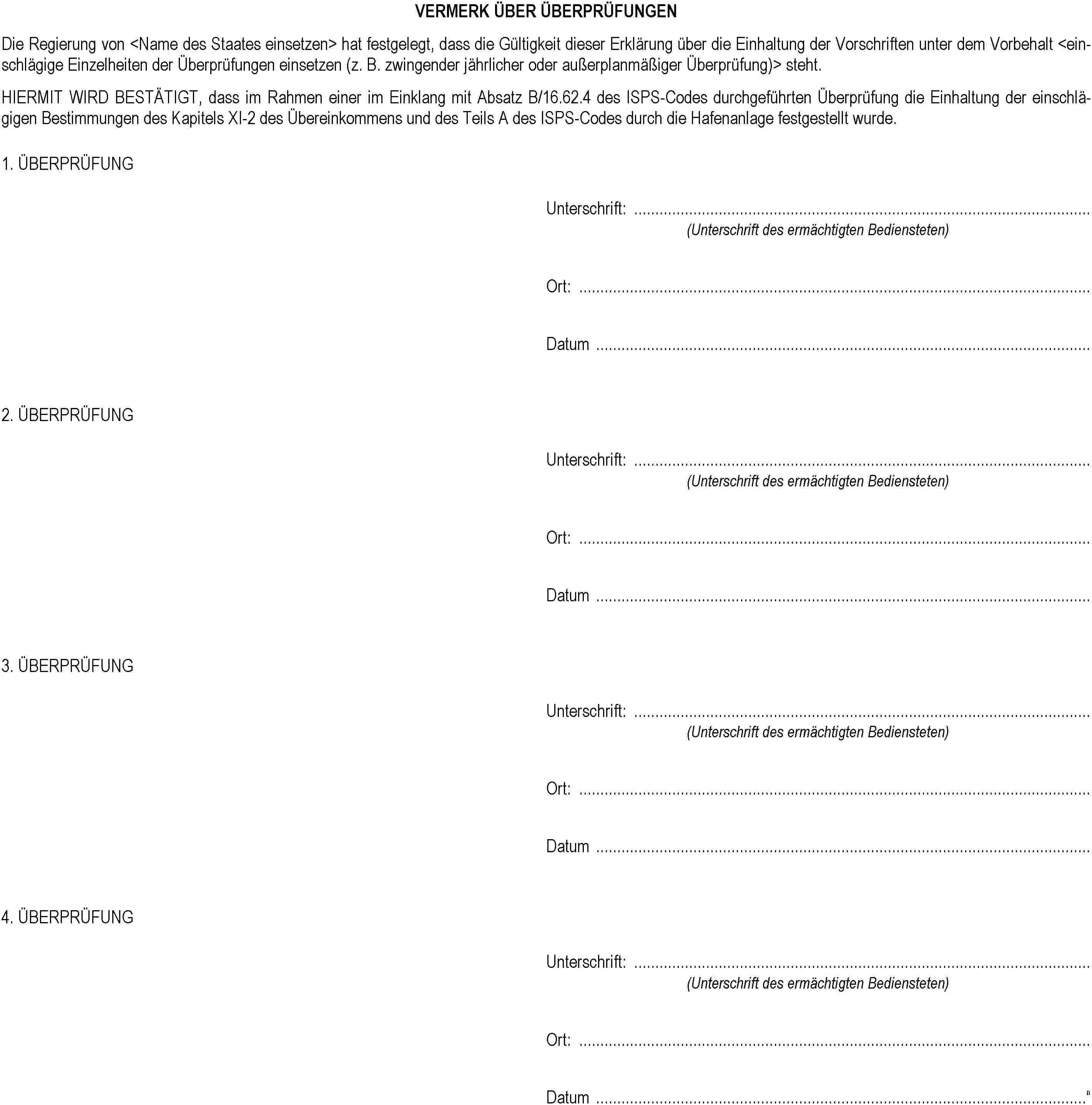 Genehmigungsdaten-Standorte