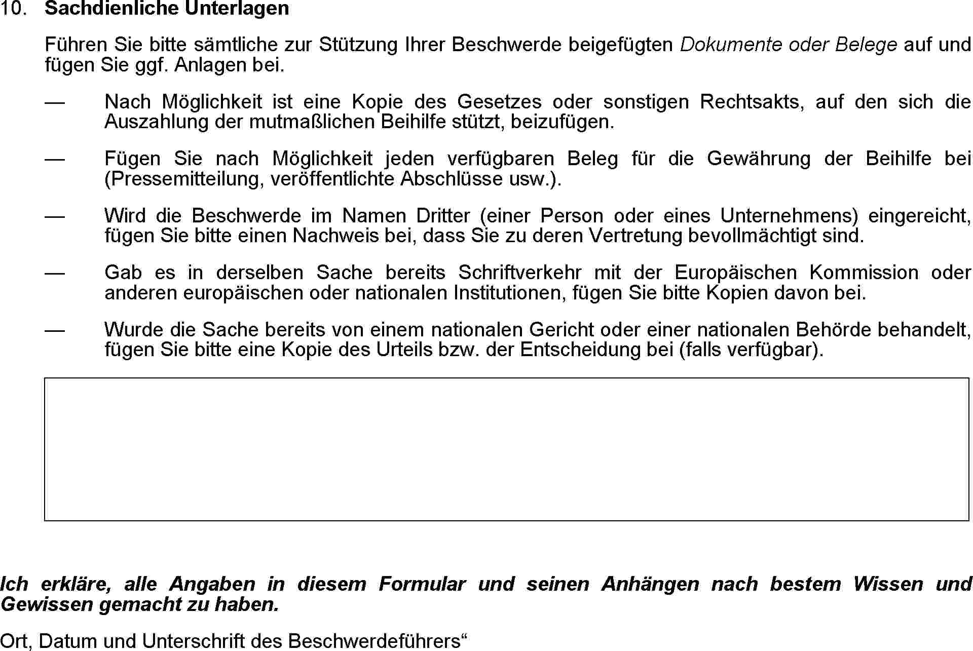 Famous Nachweis Des Empfangs Formular Crest - FORTSETZUNG ...