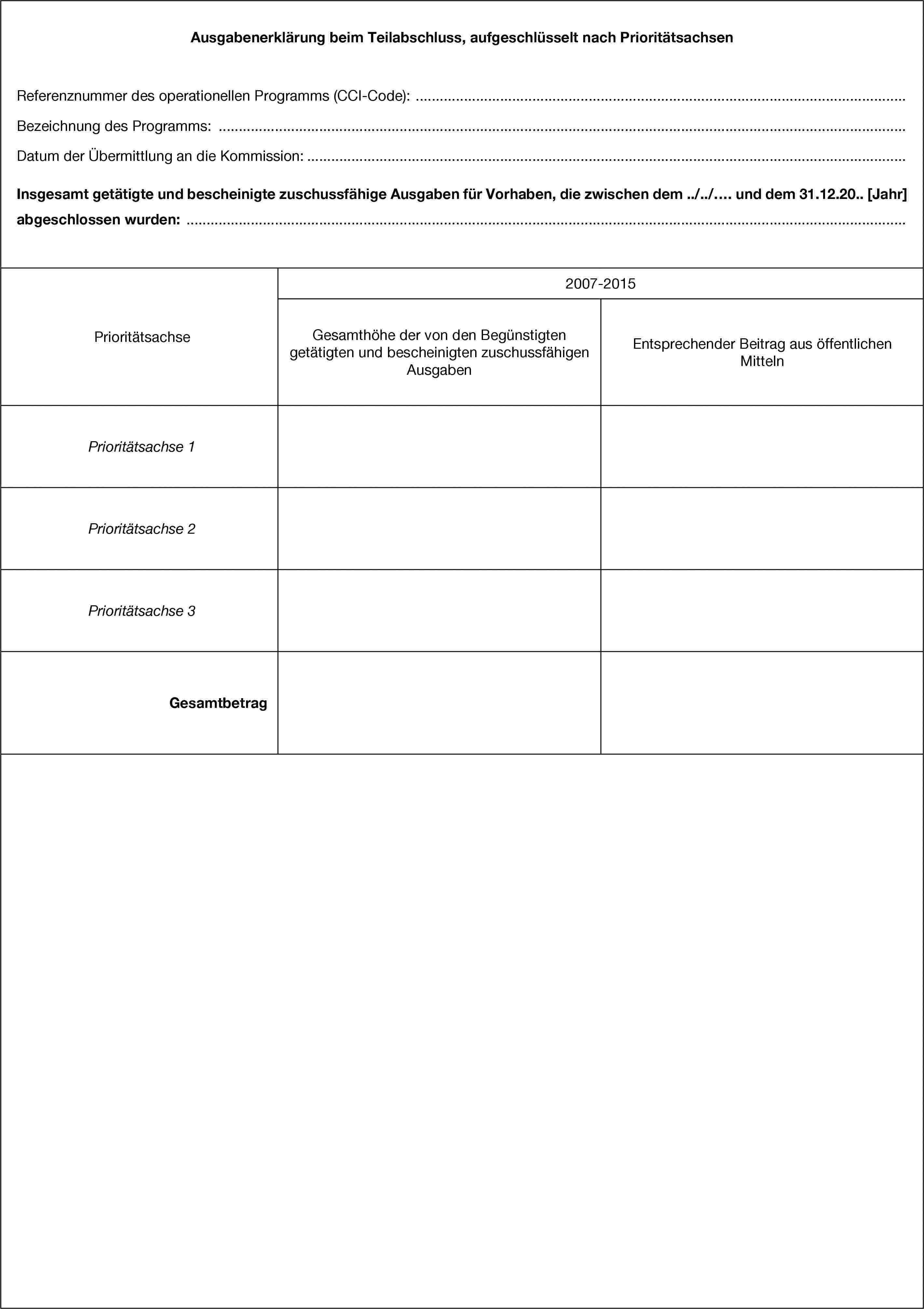 Gemütlich Fortschrittsbericht Vorlagen Zeitgenössisch - Entry Level ...