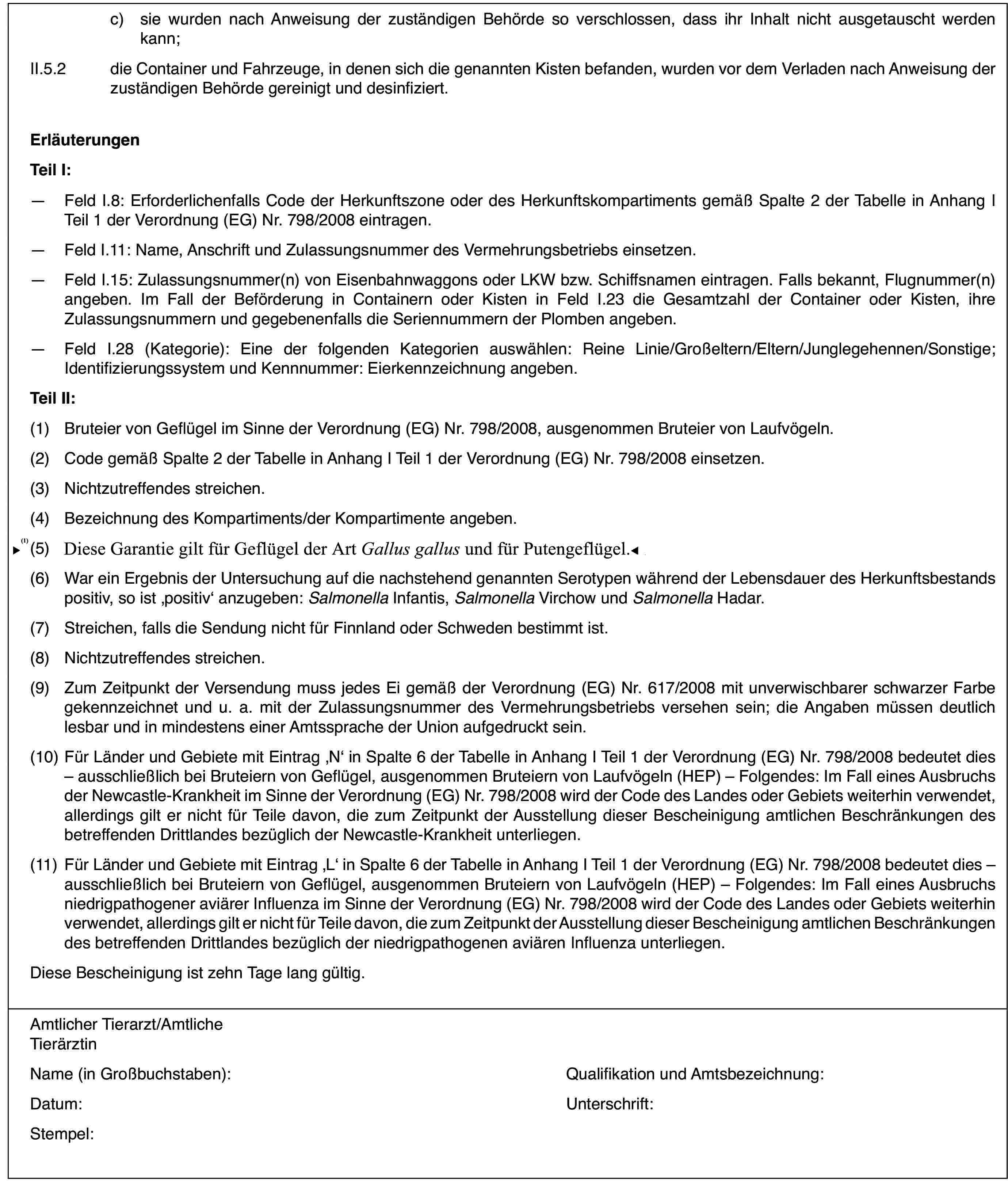 EUR-Lex - 02008R0798-20100413 - EN - EUR-Lex