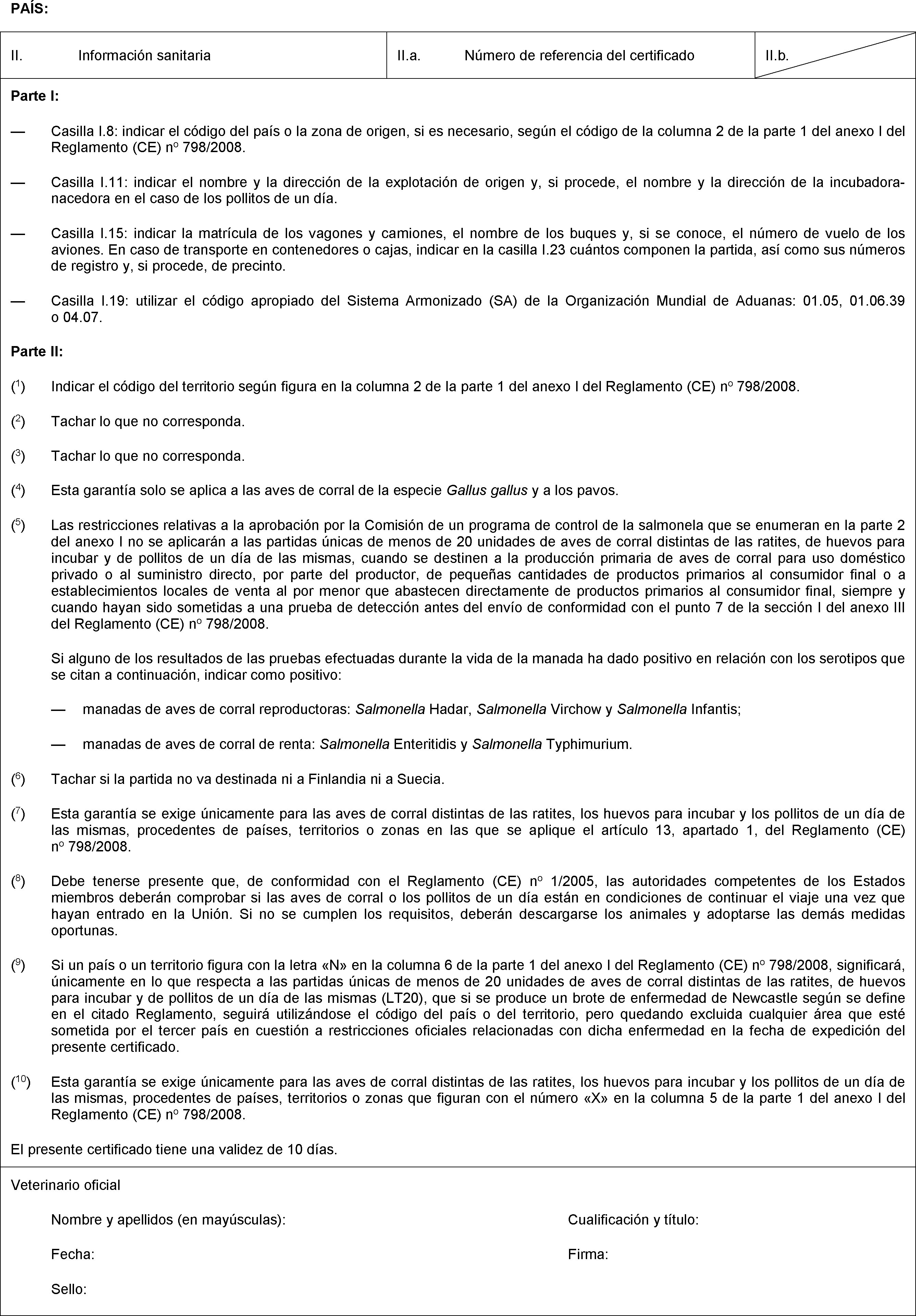 EUR-Lex - 02008R0798-20170207 - EN - EUR-Lex