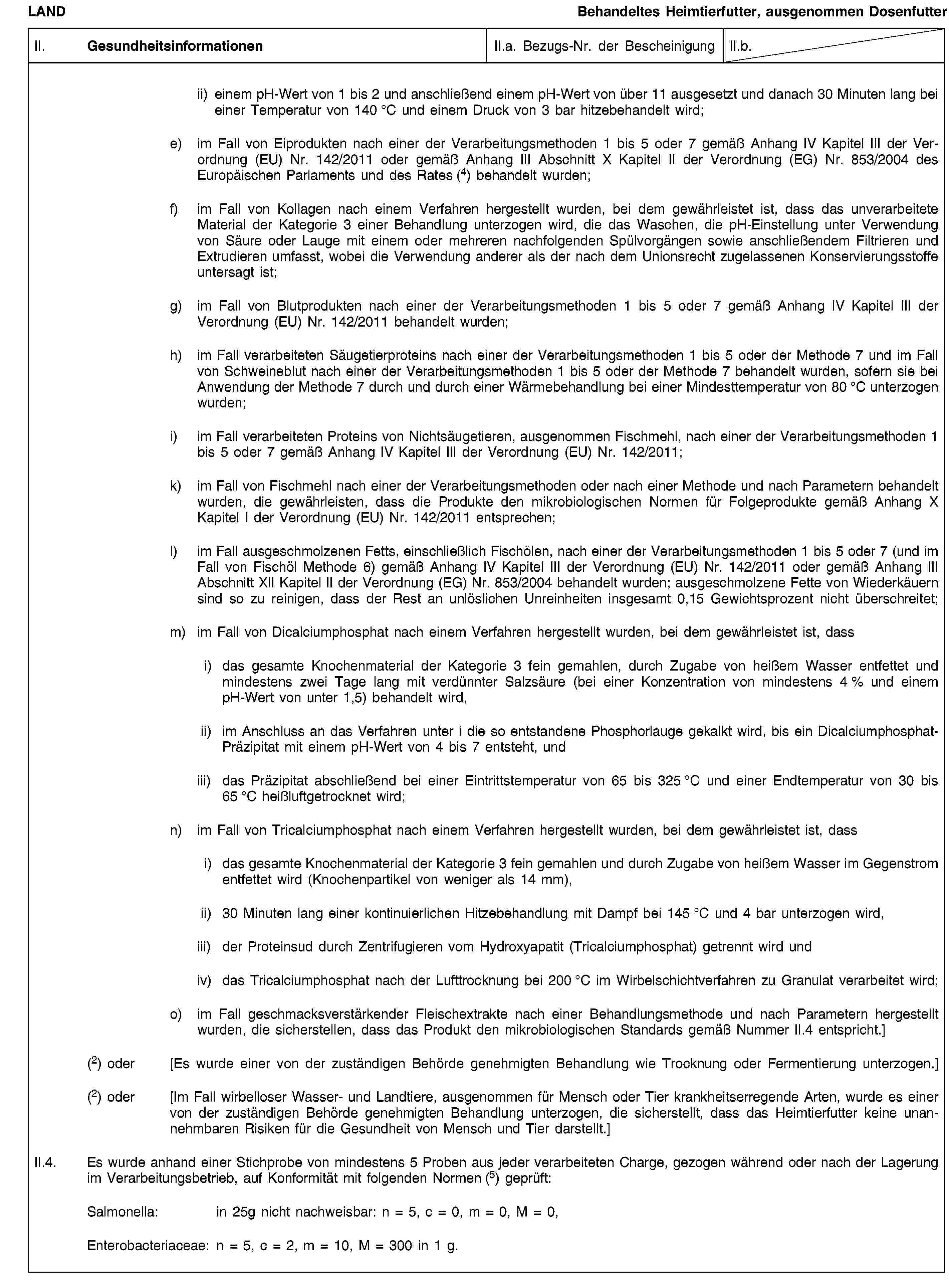 EUR-Lex - 02011R0142-20121204 - EN - EUR-Lex
