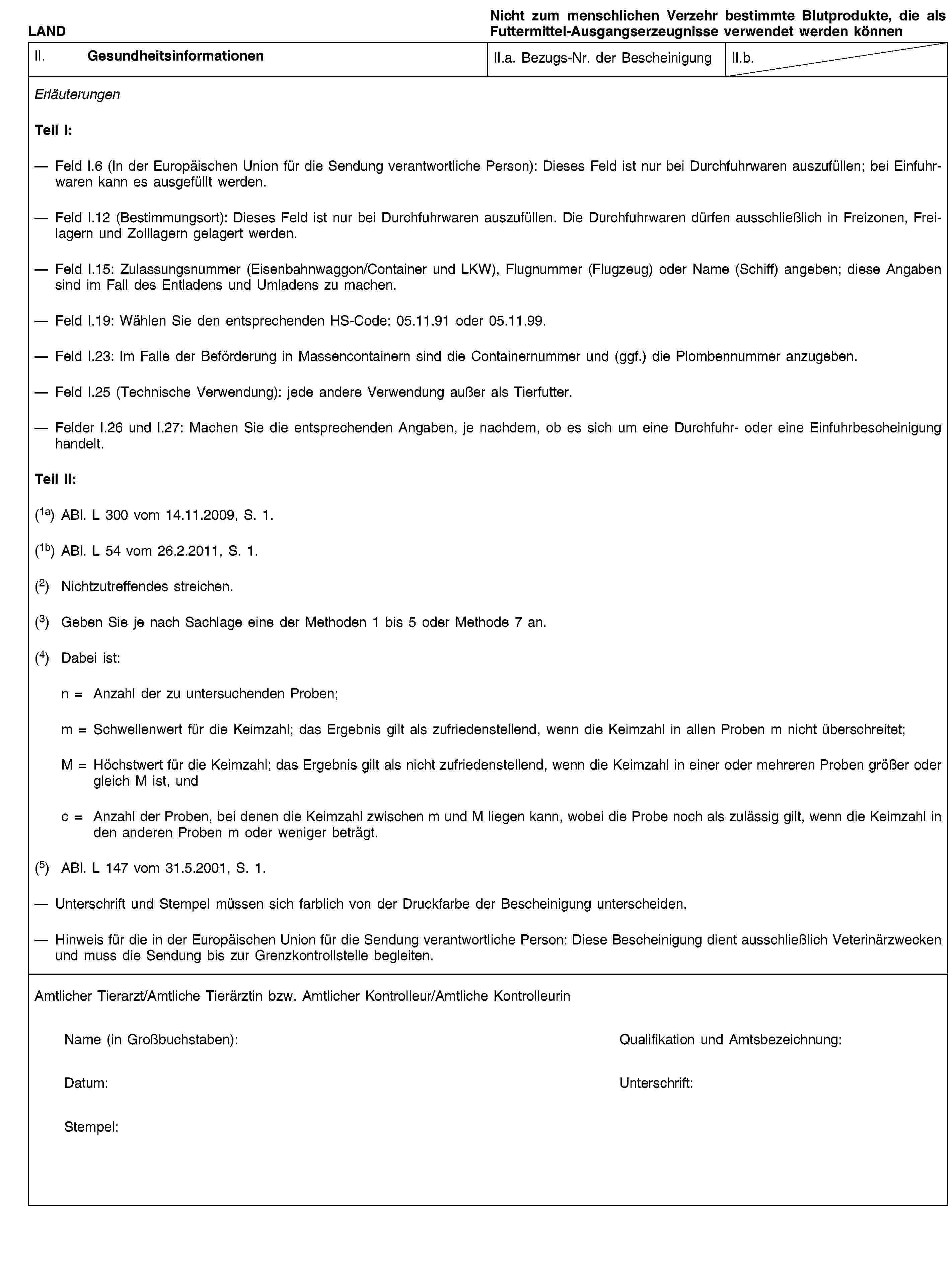 EUR-Lex - 02011R0142-20130315 - EN - EUR-Lex