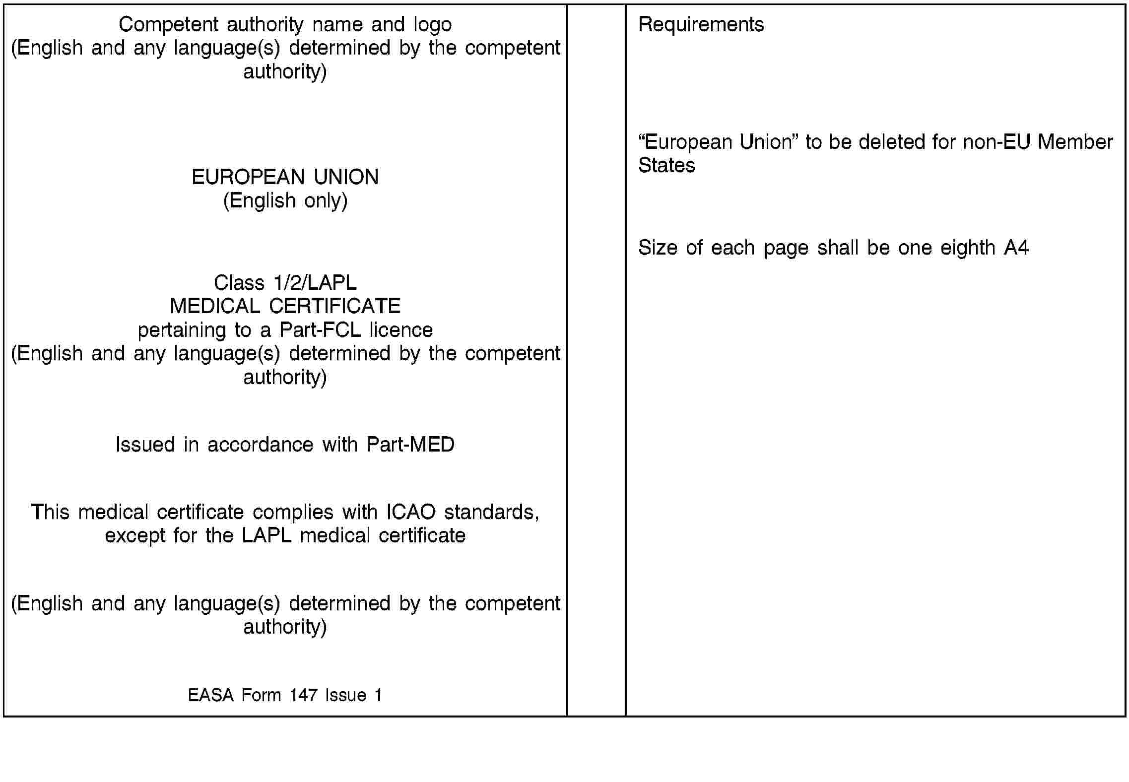 non-european union application form nui