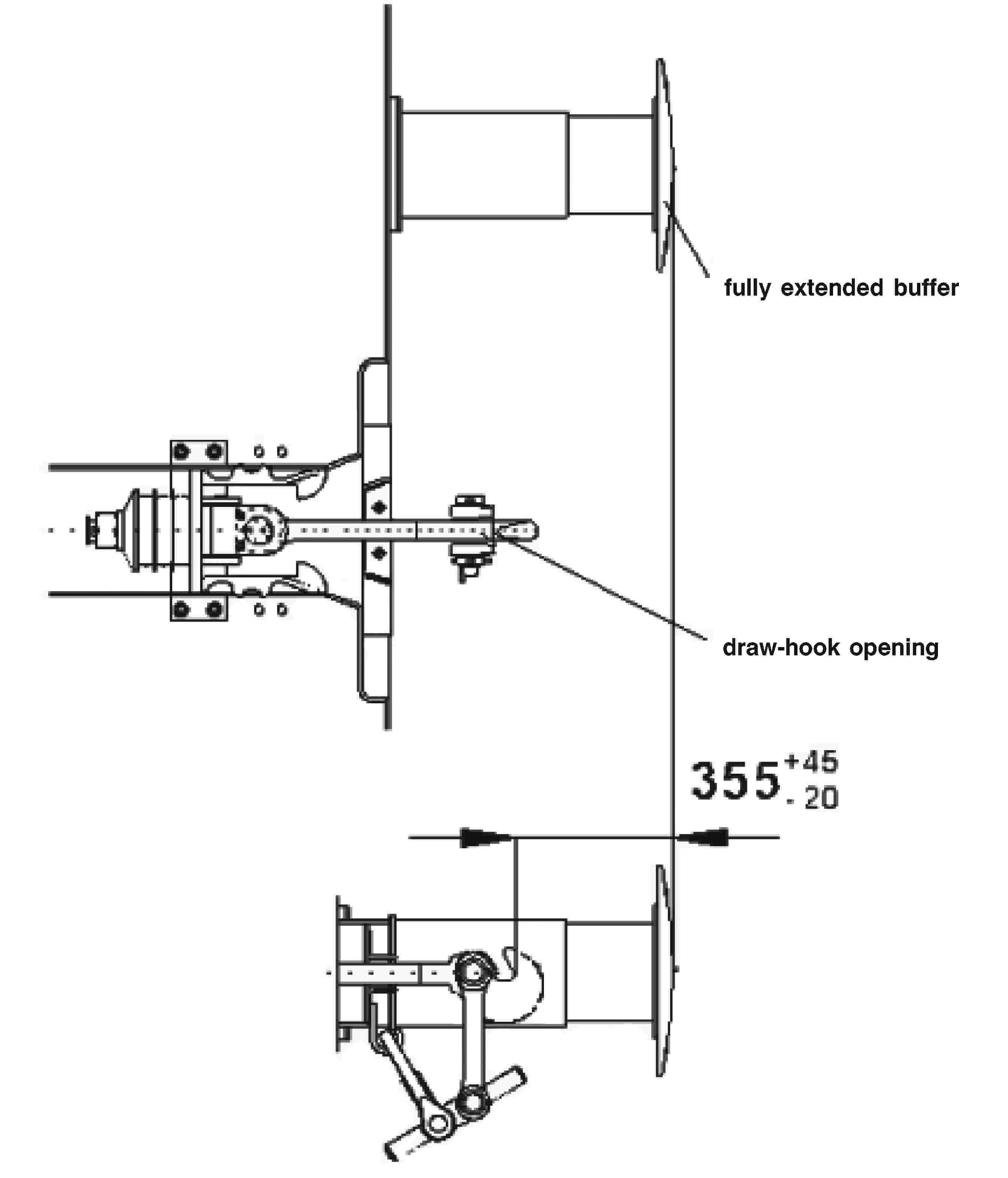 Eur Lex 02013r0321 20150701 Ga Door Knob Touch Alarm Circuit Controlcircuit Diagram Figure C1 Configuration Of Buffers And Draw Gear Image