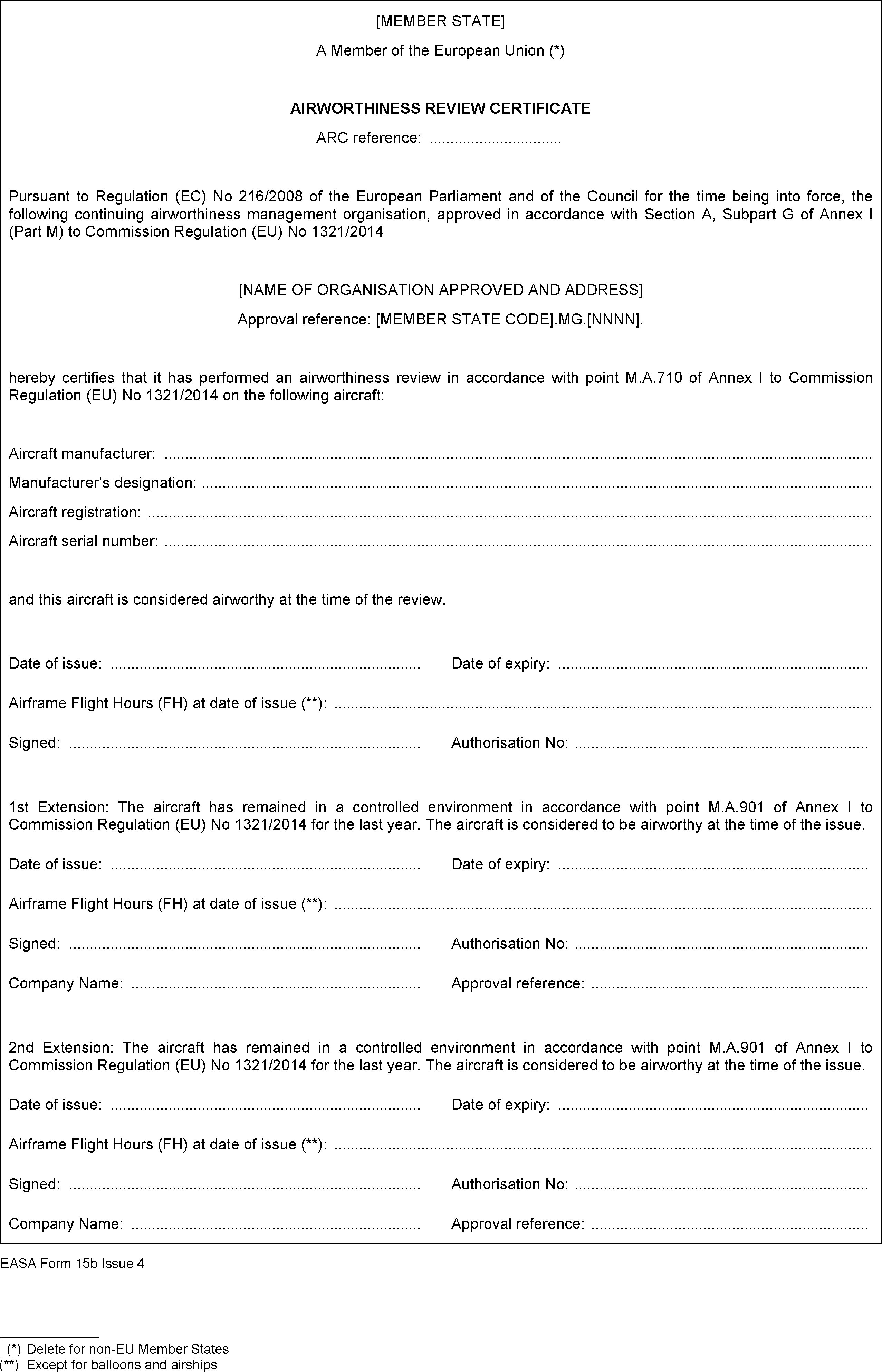 EUR-Lex - 02014R1321-20180905 - EN - EUR-Lex