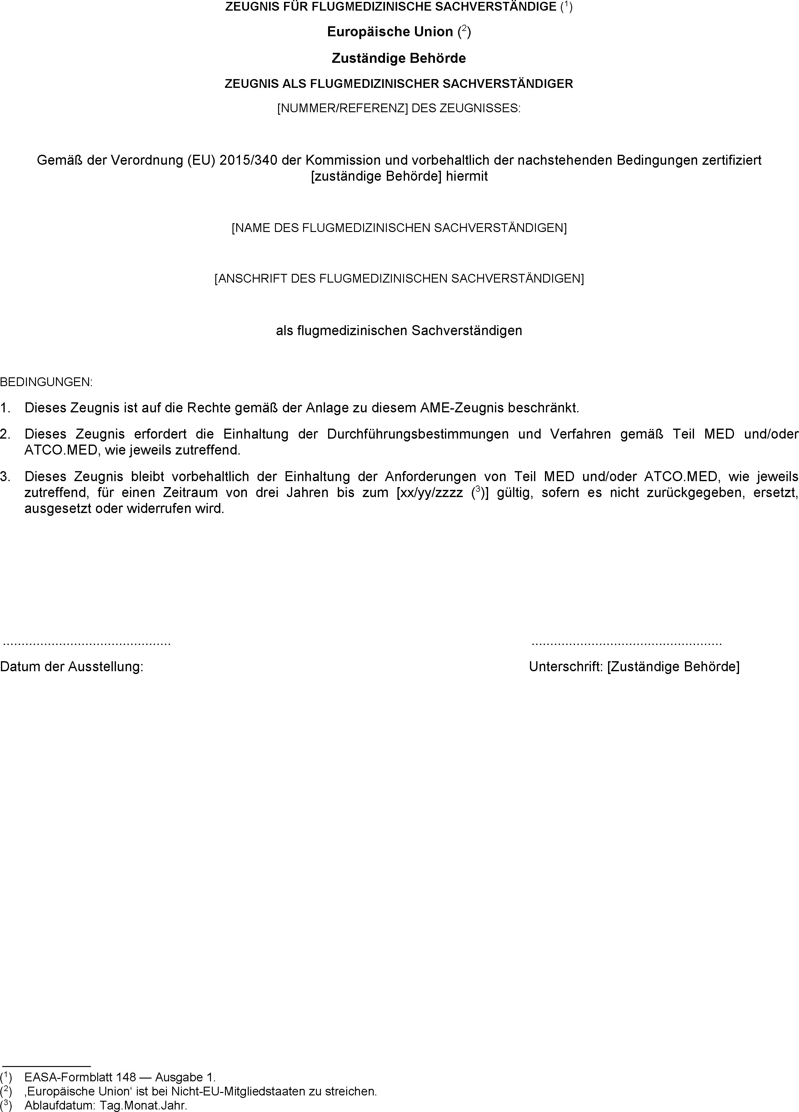EUR-Lex - 02015R0340-20150306 - EN - EUR-Lex