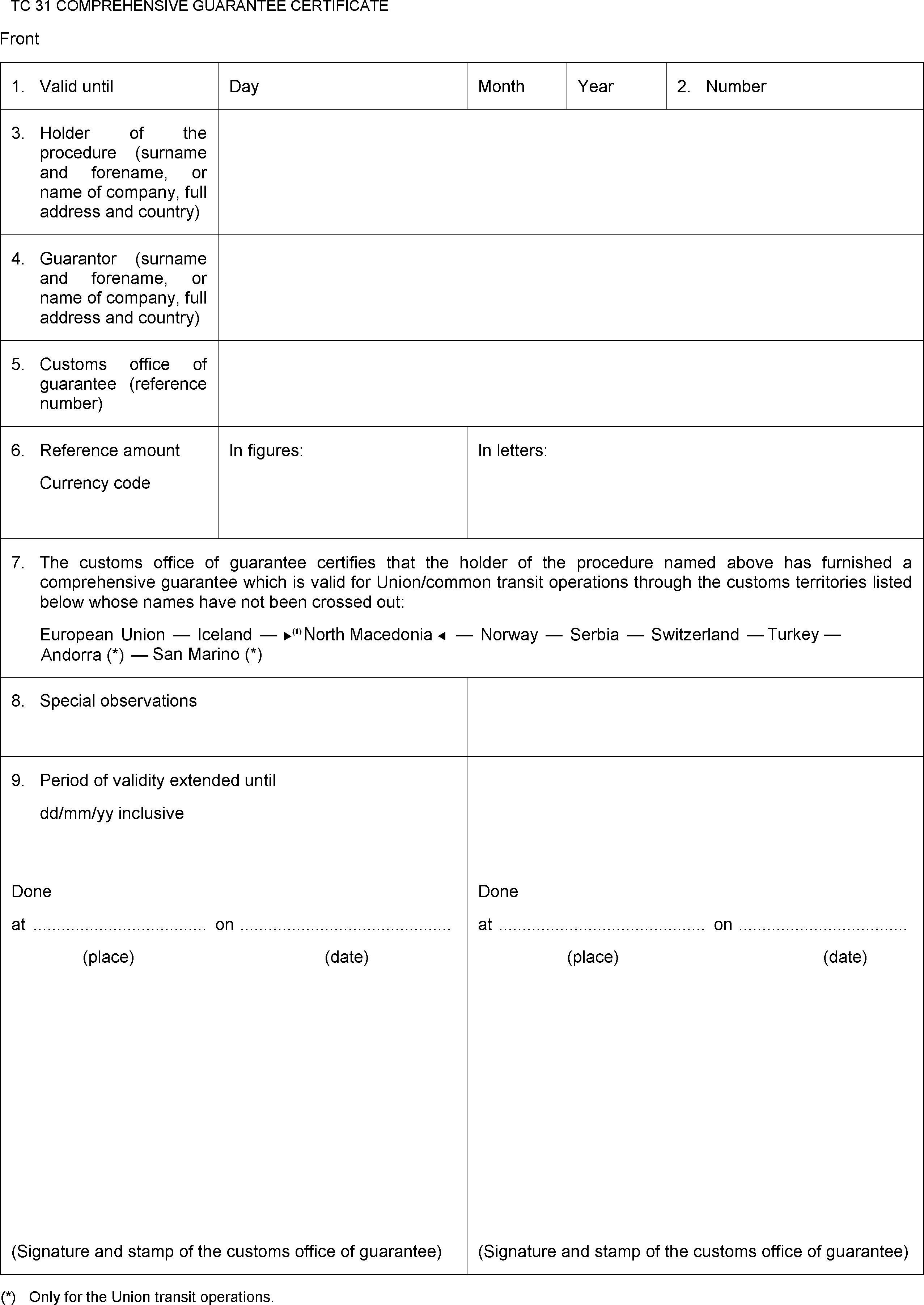 Consolidated TEXT R2447 EN 01 10 2019