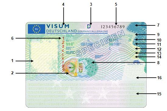 Deutschland visum schengen Kann ich