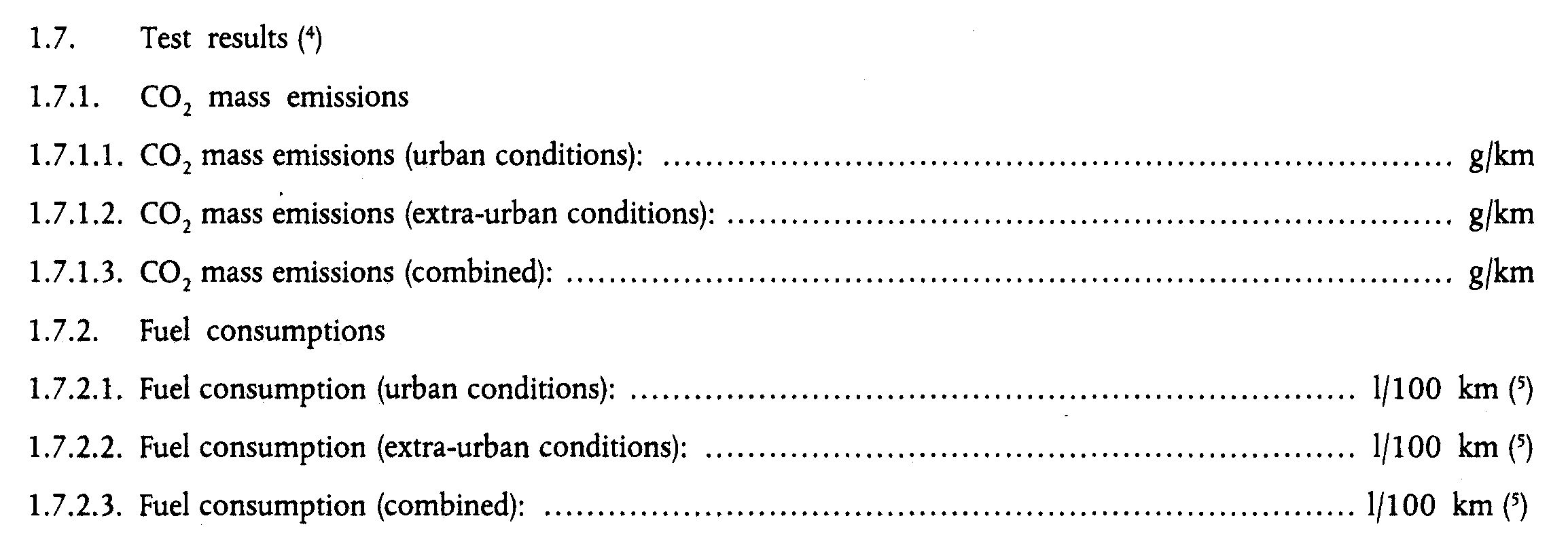 1 item 1 7 of the addendum is replaced by the following