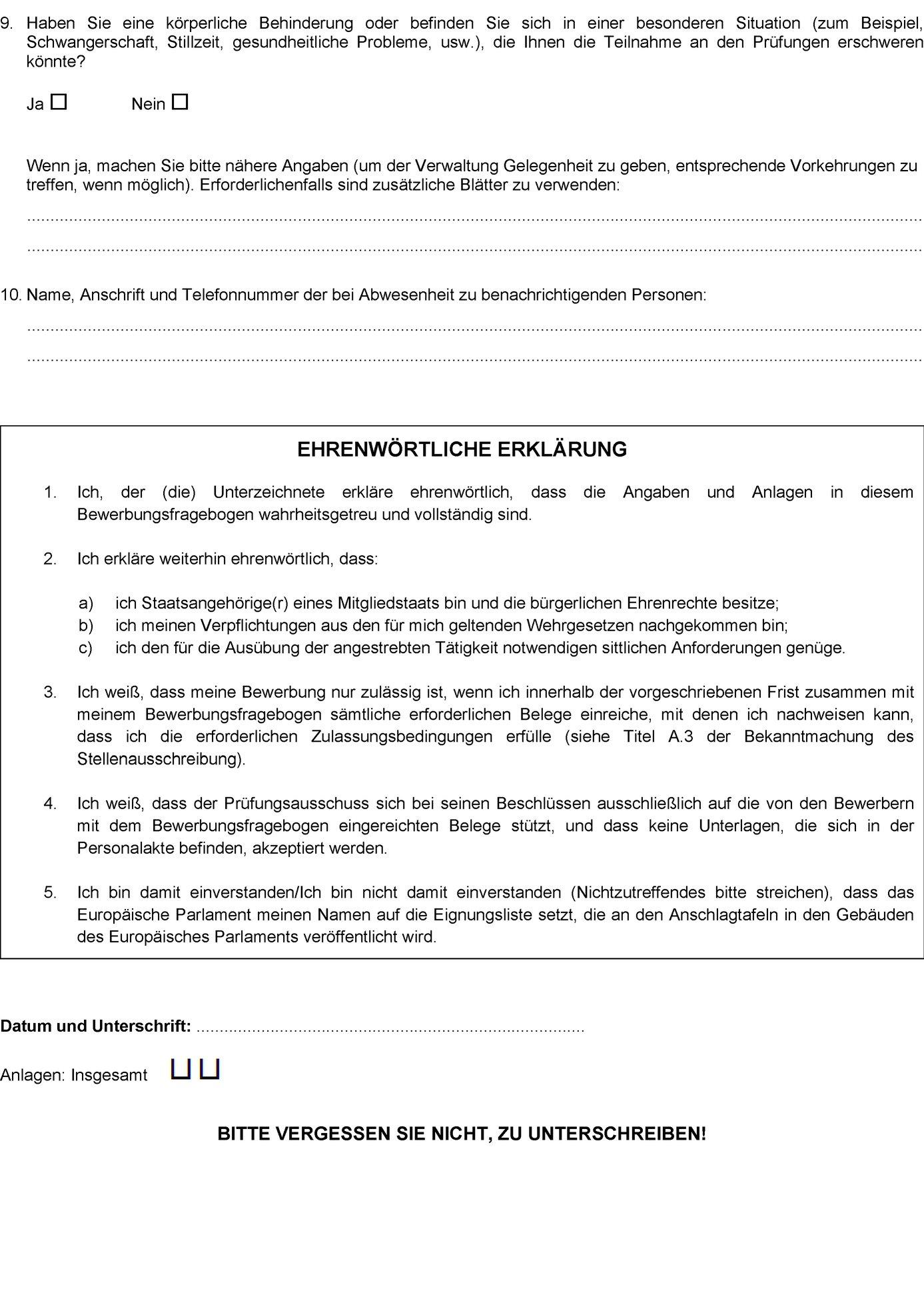 Gemütlich Beispiel Für Eine Offizielle Belegvorlage Ideen ...