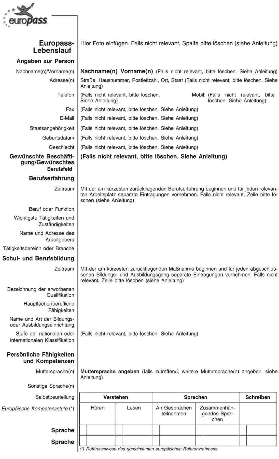Beste Lebenslauf Zusammenfassung Der Qualifikationen Kundendienst ...