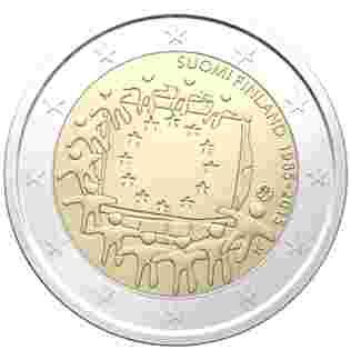 2 Euro Münze Bundesrepublik Deutschland 1985 Bis 2015 Wert