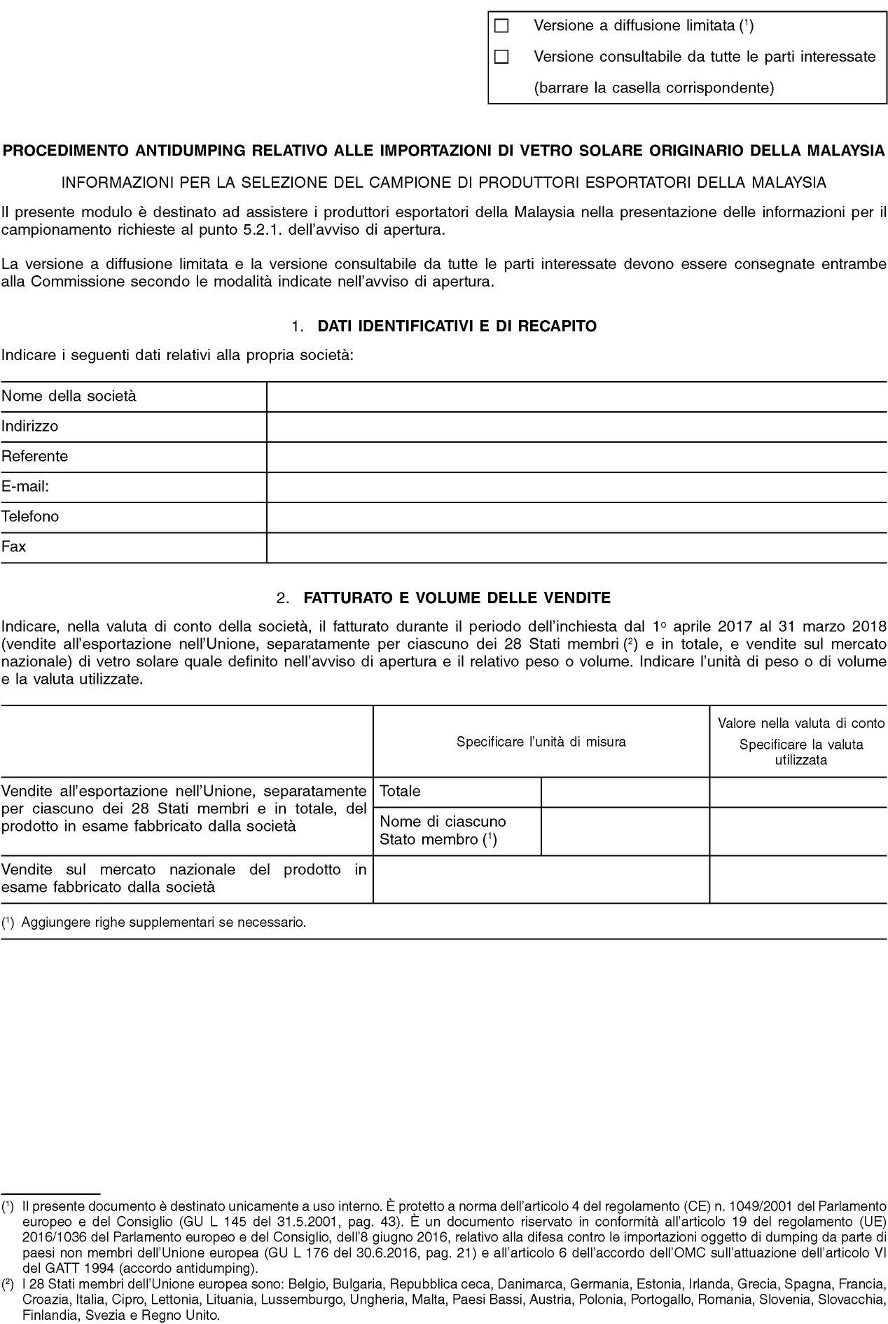 Peso Specifico Vetro.Gazzetta Ufficiale C 174 2018