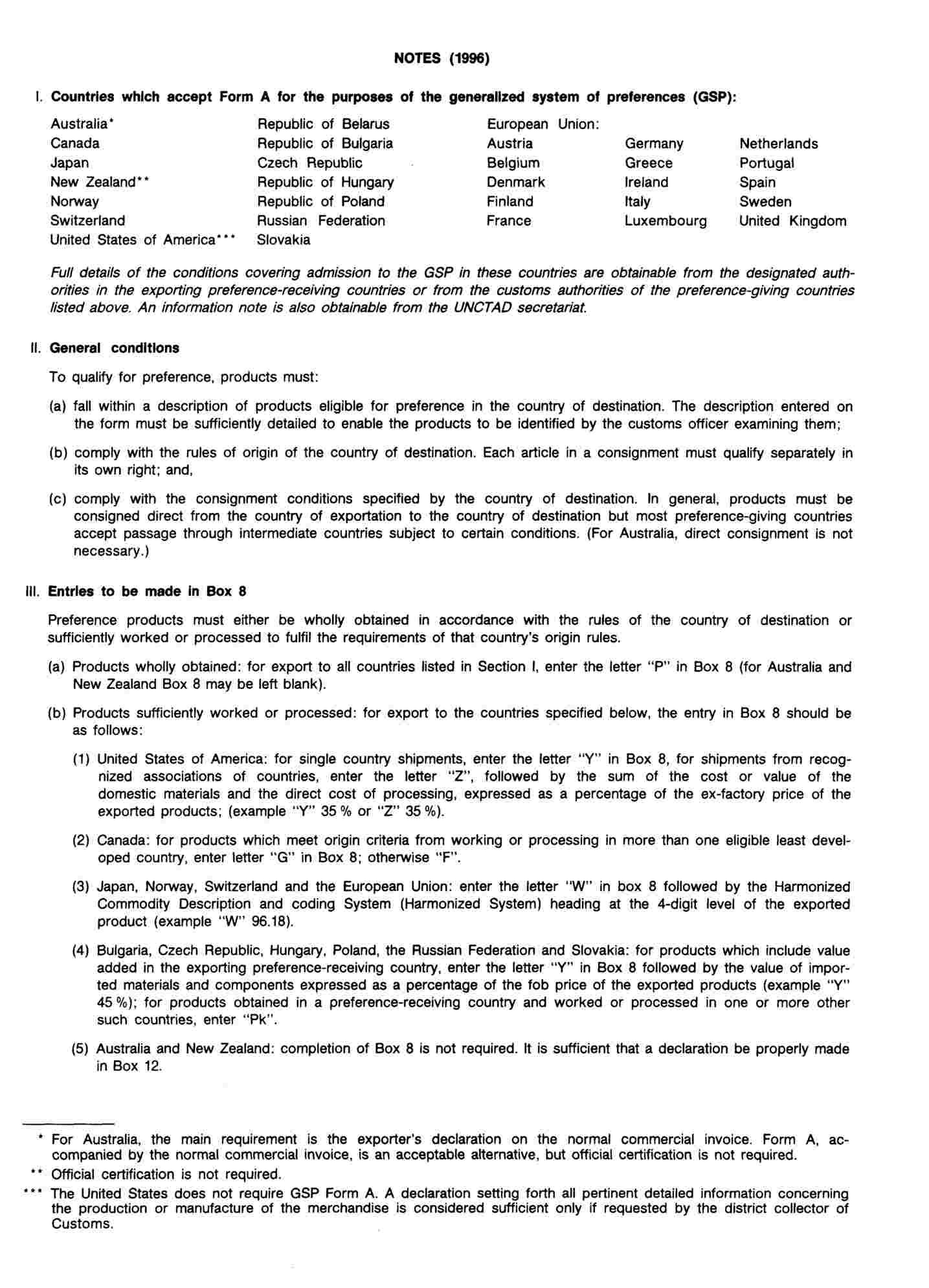 EURLex 31997R0012 EN EURLex – Country of Origin Letter