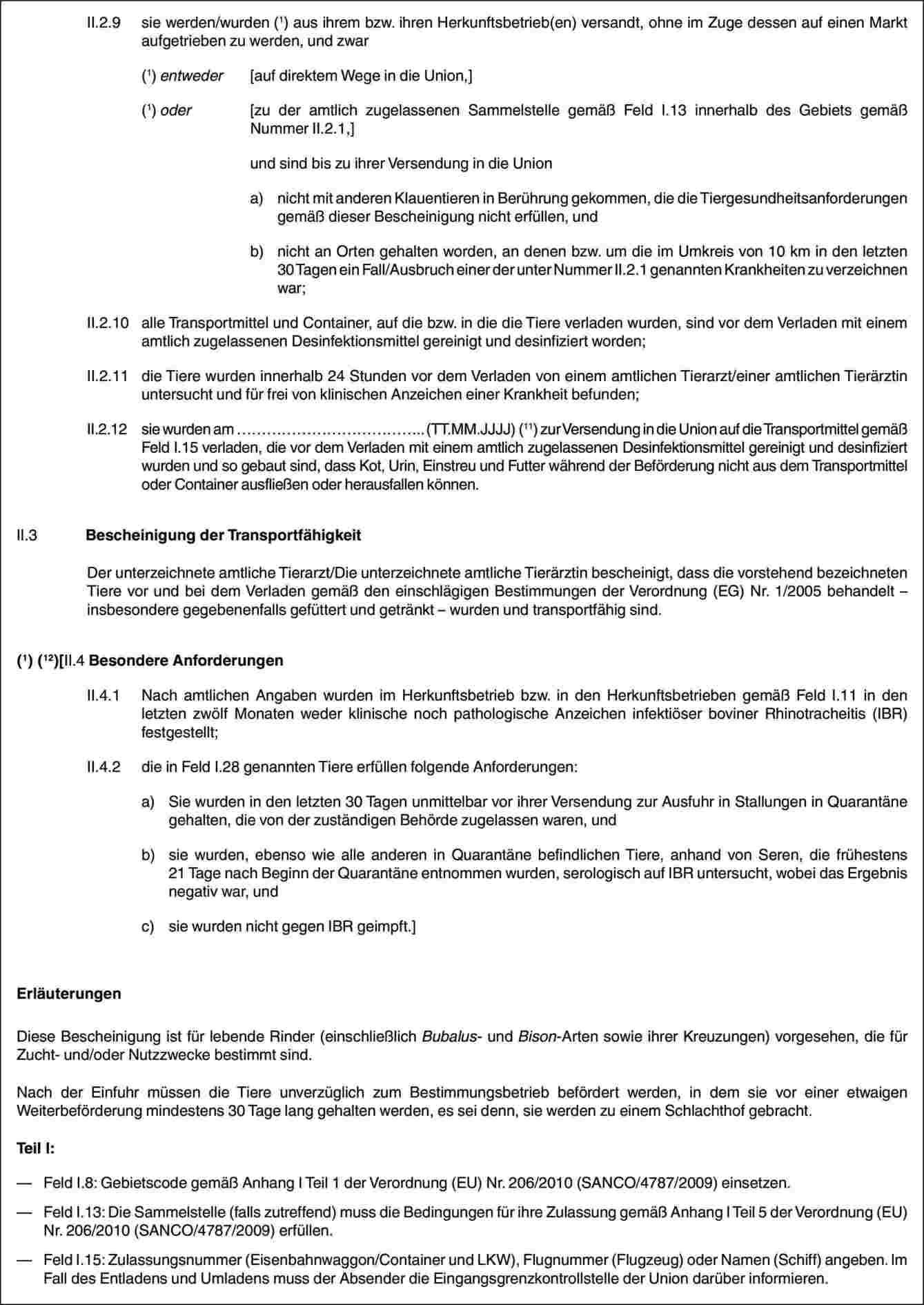 EUR-Lex - 32010R0206 - EN - EUR-Lex