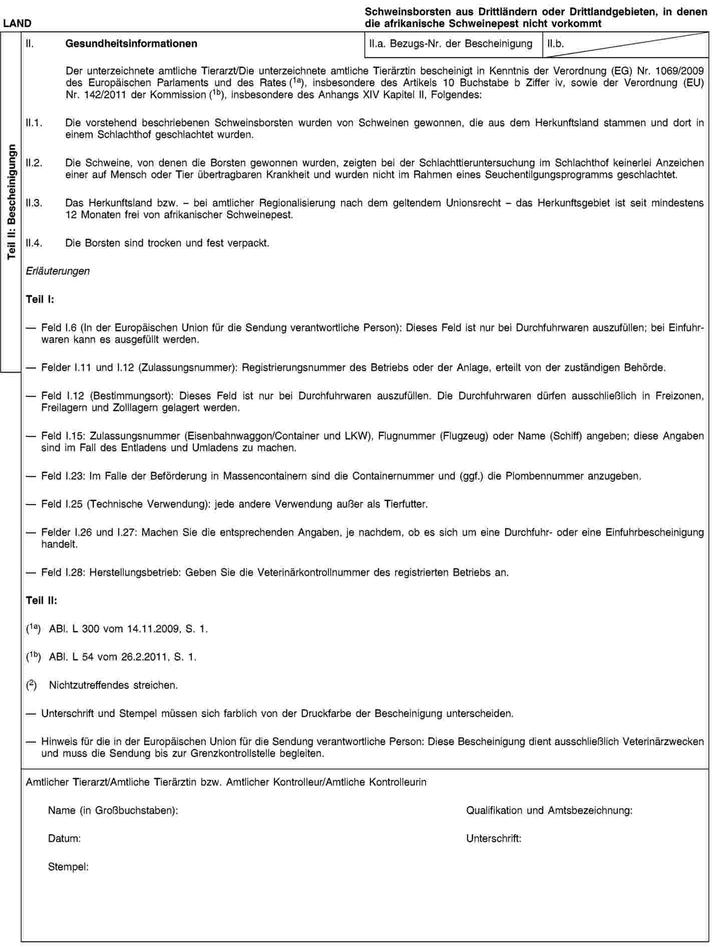 EUR-Lex - 32011R0142 - EN - EUR-Lex